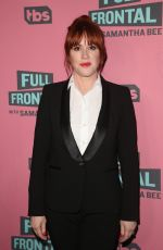 MOLLY RINGWALD at Full Frontal with Samantha Bee FYC Event in Beverly Hills 05/24/2018