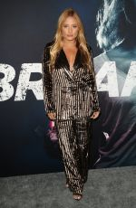 MONTANA TUCKER at Breaking In Premiere in Los Angeles 05/01/2018
