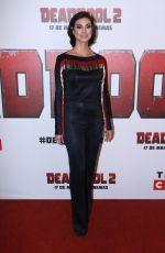 MORENA BACCARIN at Deadpool 2 Premiere in Sao Paulo 05/06/2018