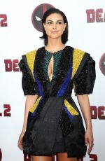 MORENA BACCARIN at Deadpool 2 Special Screening in New York 05/14/2018