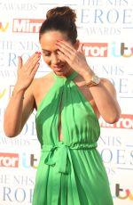 MYLEENE KLASS at NHS Heroes Awards in London 05/14/2018
