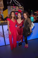 MYLEENE KLASS at Save the Children's Night of Hits Fundraising in London 05/09/2018