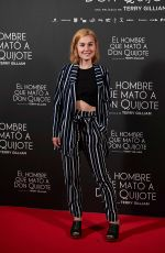 NADIA DE SANTIAGO at The Man Who Killed Don Quixote Photocall in Madrid 05/29/2018
