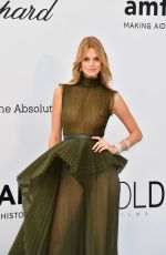 NADINE LEOPOLD at Levi's 501 Day Celebration Party in Los Angeles 05/16/2018