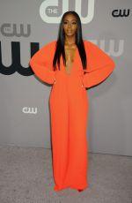 NAFESSA WILLIAMS at CW Network Upfront Presentation in New York 05/17/2018