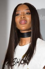 NAOMI CAMPBELL at Fashion for Relief Cannes 2018 Photocall 05/12/2018