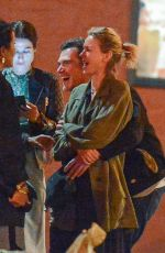 NAOMI WATTS and Billy Crudup Night Out in New York 05/22/2018