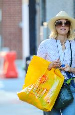 NAOMI WATTS Out and About in New York 05/23/2018