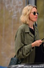 NAOMI WATTS Out in New York 05/18/2018