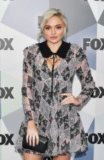 NATALIE ALYN LIND at Fox Network Upfront in New York 05/14/2018