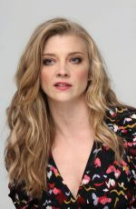 NATALIE DORMER at Picnic at Hanging Rock Press Conference in Los Angeles 05/22/2018