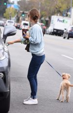 NATALIE PORTMAN Out and About in Los Feliz 05/18/2018