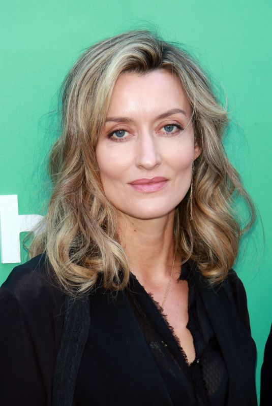 NATASCHA MCELHONE at Hulu Upfront Presentation in New York 05/02/2018