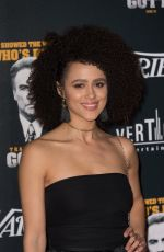 NATHALIE EMMANUEL at Gotti Premiere Afterparty in Cannes 05/15/2018