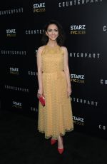 NAZANIN BONIADI at Counterpart and Howard