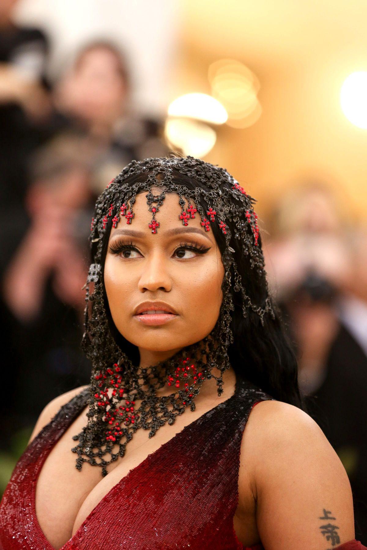 Nicki Minaj Launches Minajesty Exotic Edition; Tells