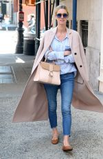 NICKY HILTON Out and About in New York 05/12/2018