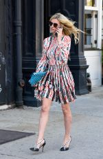 NICKY HILTON Out in New York 05/08/2018