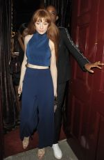 NICOLA ROBERTS at Dior Backstage Launch Party in London 05/29/2018