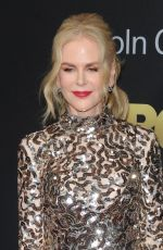 NICOLE KIDMAN at Richard Plepler and HBO Honored at Lincoln Center