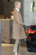 NICOLE KIDMAN Heading to Lunch in Sydney 05/09/2018