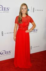 NICOLE LAPIN at 2018 Gracie Awards Gala in Beverly Hills 05/22/2018