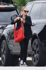 NICOLE RICHIE Out in Studio City 05/20/2018