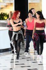 NIKKI and BRIE BELLA, NATALYA NEIDHART and SHARNA BURGESS Out in Miami Beach 05/30/2018