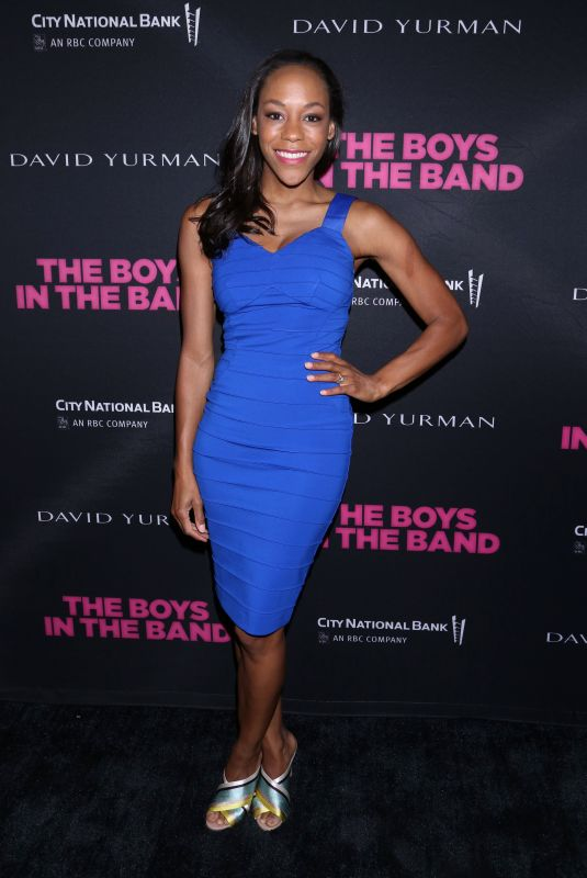 NIKKI M. JAMES at The Boys in the Band 50th Anniversary Celebration in New York 05/30/2018