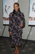 NIKKI M. JAMES at The Seagull Premiere in New York 05/10/2018