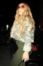 NIKKI MUDARRIS at Mr. Chow in Beverly Hills 05/02/2018