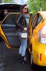 NINA DOBREV Out in New York 05/16/2018