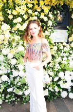 NIOMI SMART at Ivy Chelsea Garden Annual Summer Party in London 05/14/2018