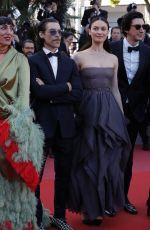 OLGA KURYLENKO at 71st Annual Cannes Film Festival Closing Ceremony 05/19/2018