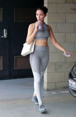 OLIVIA CULPO Leaves a Gym in West Hollywood 05/22/2018
