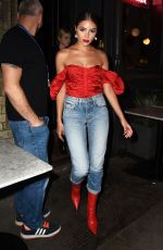 OLIVIA CULPO Night Out in London 05/30/2018