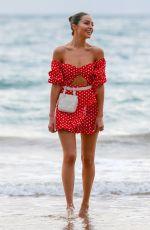 OLIVIA CULPO Out on the Beach in Maui 05/09/2018