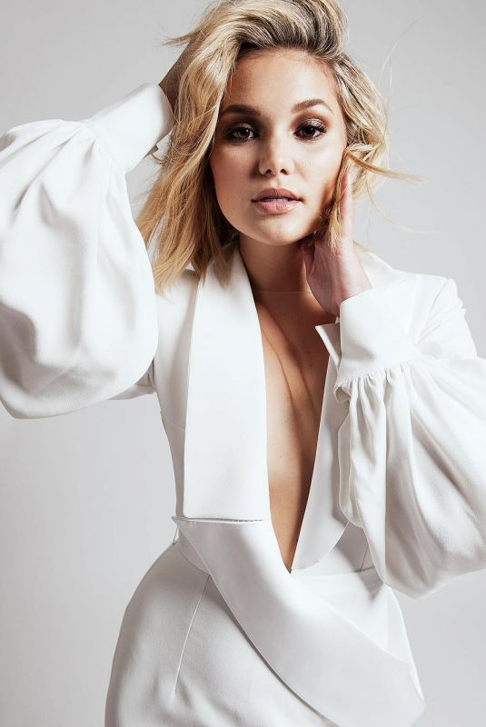 OLIVIA HOLT for Vulkan Magazine, May 2018