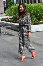 OLIVIA MUNN Arrives at Good Morning America in New York 05/23/2018