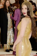 OLIVIA MUNN at MET Gala 2018 in New York 05/07/2018