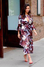 OLIVIA MUNN Leaves Greenwich Hotel in New York 05/23/2018