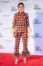 OLIVIA PALERMO at New York City Ballet Spring Gala 05/03/2018