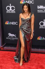 PADMA LAKSHMI at Billboard Music Awards in Las Vegas 05/20/2018