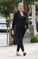 PAIGE BUTCHER Out and About in Studio City 05/25/2018
