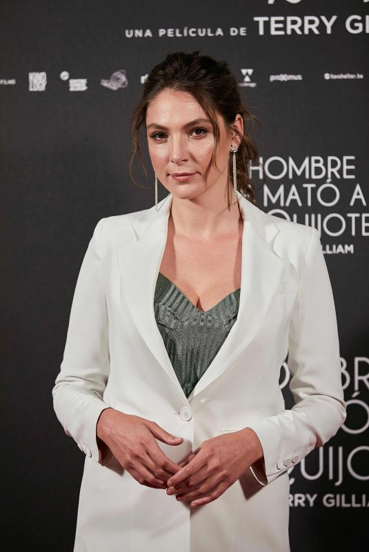 PALOMA BLOYD at The Man Who Killed Don Quixote Premiere in Madrid 05/28/2018