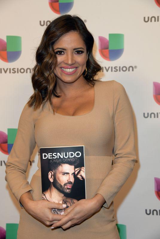 PAMILA SILVA CONDE at Desnudo by Jomari Goyso Book Signing in Miami 05/01/2018