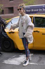 PARIS JACKSON Arrives at Mercer Hotel in New York 05/06/2018