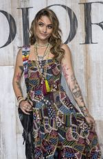 PARIS JACKSON at Christian Dior Couture Cruise Collection Photocall in Paris 05/25/2018