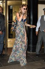 PARIS JACKSON Night Out in New York 05/05/2018
