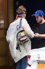 PARIS JACKSON Out and About in New York 05/06/2018